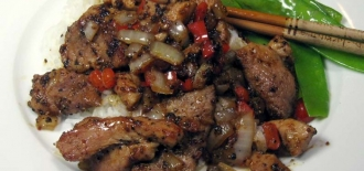 Pork-mince-with-Peppercorns