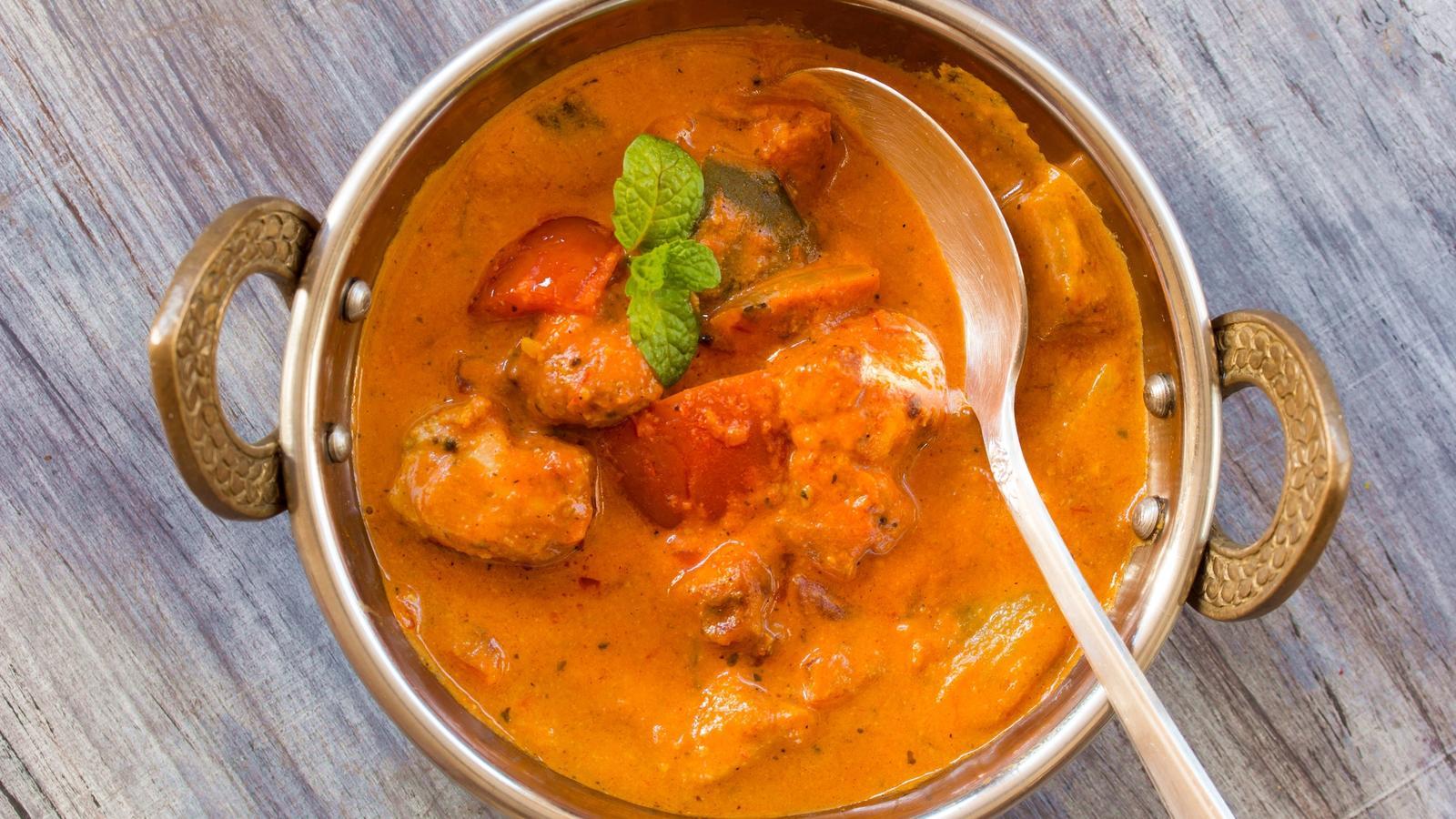 Chicken Tikka Masala (Low cal)