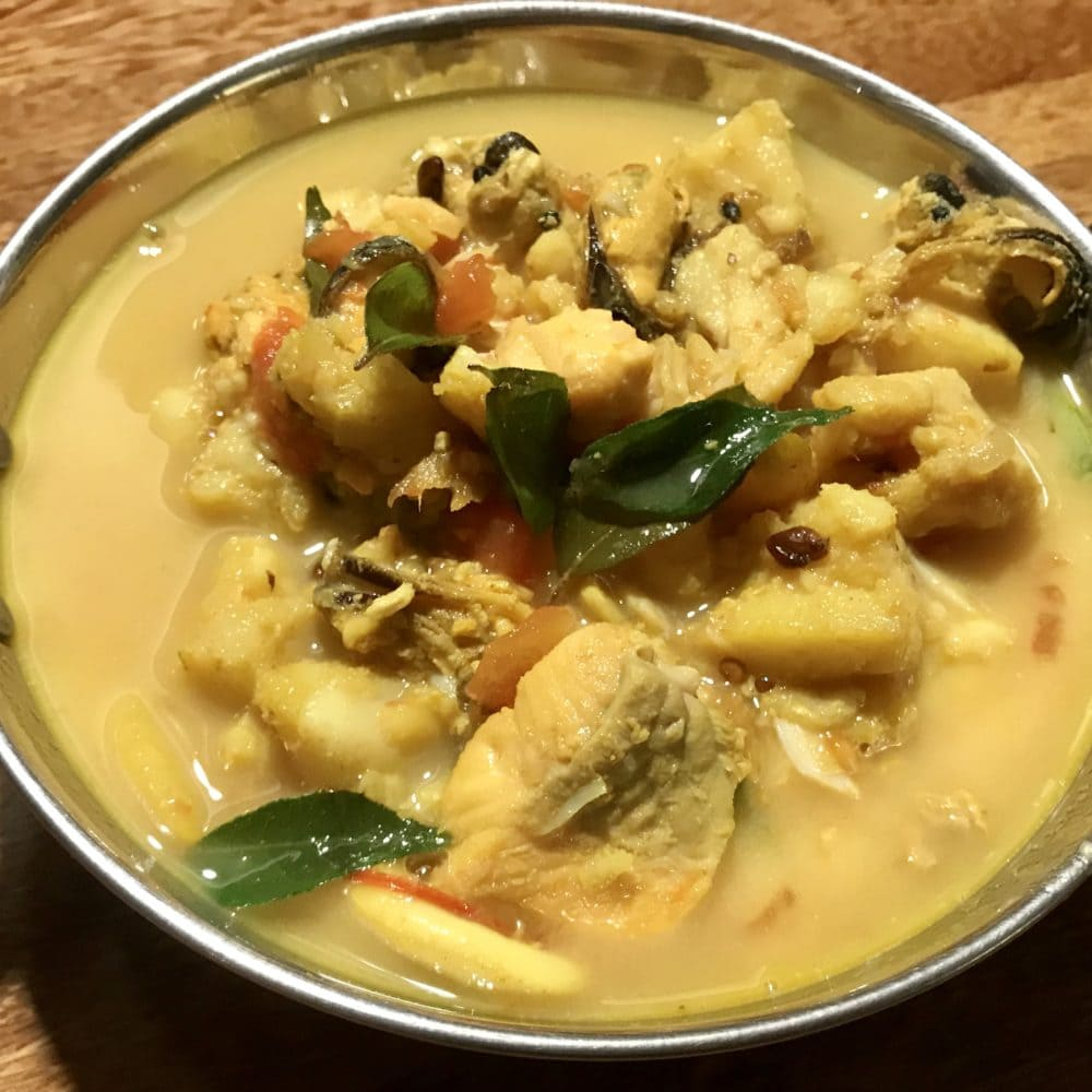 Southern Thai Curry (adapted)